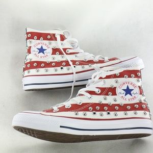 CONVERSE CT All Star Studded High-Top 'Americana'